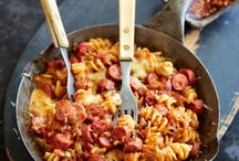 Camping recipes / Have a look at our favourite camping recipes