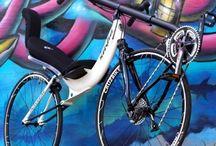Recumbent Cyclists / Bicycles / Recumbent Biking