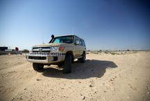 Armoured Toyota Land Cruiser TLC76