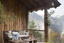 Porch dreaming