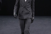 Autum/Winter 2012/13 men's collections