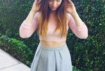 Alisha Marie BAE / I love Alisha Marie so much made a fan page for her