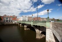 Dublin Bridges / Discover the fascinating stories and history behind Dublin's iconic bridges. From the famous Ha'Penny Bridge to the modern Samuel Beckett bridge, Find out more at http://www.bridgesofdublin.ie/. / by Visit Dublin