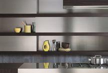 Dada Kitchen / Stainless steel kitchen