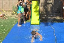 Summer Play / Activities and ideas for playing in the summer time.