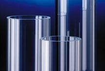 Chromatography column tubes / Our acrylic columns have USP Class VI certification thus satisfying stringent requirements of materials for biocompatibility, toxicity and extractables. For users in the pharmaceutical and food industry, purity, taste, smell, colour and extractables are critical criteria in the selection of materials for bioprocess equipment.