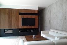 BSG concrete plaster / imitace pohledového betonu