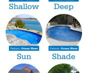 Swimming Pool Liners / There are great options out there for swimming pool liners, so we've gathered together the options as well as great tips on how to choose a new liner and keep it looking new long after it has been installed!