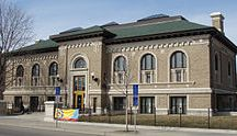 Carnegie Libraries in Minnesota--currently existing