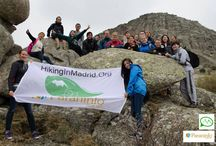 Honey Peak. Hiking in Madrid. Academia Paraninfo. / Ruta de senderismo: Honey Peak. Un día divertido. Hiking in Madrid. Academia Paraninfo.