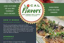 Local Flavors Farm-to-Table Restaurant Series