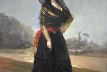 Goya Fashion Tips / Who says fashion is only for the Italians? Learn from the Spanish and take inspiration from Francisco Goya.