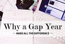 gap year aspirations