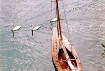 Just sailing!