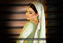 Bridal Portraitures / Bridal & Couples Portraits by asadfarooq