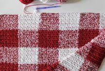 Gingham Crochet