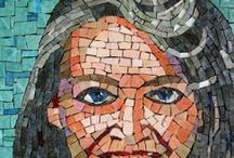 Jenny Perry Mosaics, Art Gallery / Jenny Perry is a local mosaic artist who does beautiful work.  Her art has been featured at the Chicago Mosaic School in Chicago, IL.  Jenny Perry holds weekend workshops monthly at her studio and gallery for anyone who wants to increase their artistic horizons. www.facebook.com/JennyPerryMosaics