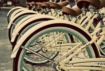 Things I love: Bikes / by Elcin Tadihan Ozkan