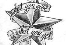 starr tattoo