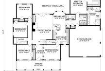 Floor plans  / by Sunshine Scott