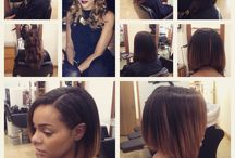 Gaudi Hair Bristol Collections / An insight into all of our own work