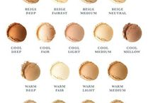 Natural Makeup / 100% Natural British made mineral makeup. Skin-loving ingredients without all the toxins. Available online from www.hattieandhugh.com