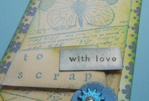 Scrapbooking / Hi, I would like to share my happiness from work with you. Thank you for visiting :-)