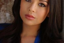 Janel Parrish / by Inspired Rebel- Hunger Games And PLL
