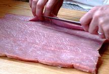 Preparing a Pork Loin to Stuff