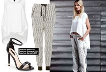 Style Jogger Pants / How to wear the new favourite trend