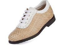 Aerogreen Golf Shoes / by Golf4Her