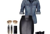 girls night out & causal wear / by Tanya King