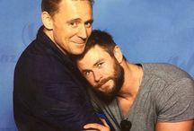 Thorki/Tom & Chris