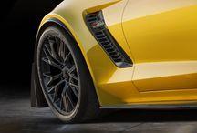 New 2015 Corvette Z06 / La nuova #Corvette Z06 MY 2015 è la più potente auto di sempre prodotta da General Motors.  The new #Corvette Z06 Model Year 2015 is GM's most powerful production car ever.