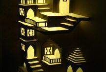 architectonisch origami, met veel uitleg en voorbeelden