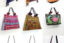 Hill Tribe Bags / Our Hill Tribe Bags are Thai Handmade Fashion Hill Tribe Bags, Backpacks, Crossbody Bags, Messenger Bags, Tote Bags, Shoulder Bags, Handbags. All of them made from a top quality fabric & material it's stable and usable that you can take it any everywhere in everyday.