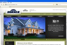 Building Industry / by Horner Millwork