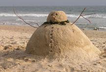 beach activities / by Dawn Tignor