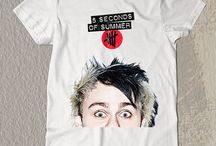 5 SOS Michael Clifford t-Shirt