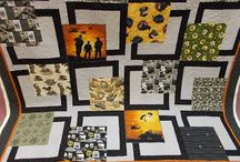 Quilting / by Traci Petrashek