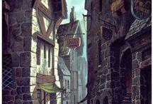 Fantasy Scenes