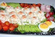 salade schaal maken