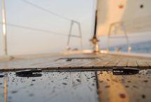 Skyfall On deck