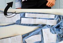 DIY jeans jacket