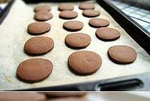 печеньки и пирожное