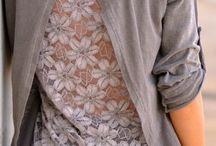 Ubrania-inspiracje ;)