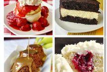 Yummy Desserts / by Lori Taber