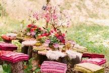 Wood/Garden parties