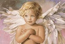"""Angels & children angels / Angels of all kinds / by Holly """"Piper"""" Halliwell"""