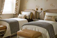 Гостевые спальни